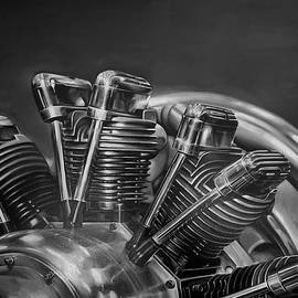 Radial - Pratt Whitney R1830 by Stefan Huyghe
