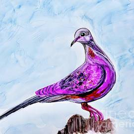 Radiant Dove  by Patty Donoghue