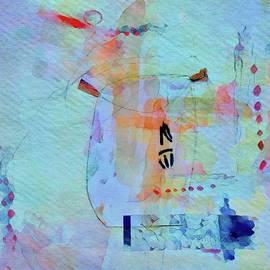 Rag Paper Urn by Terri Price