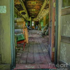Rail Car by Alana Ranney