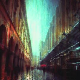 Rain by Baxia Art