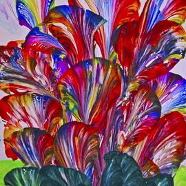 Rainbow Bouquet by Joyce Dickens
