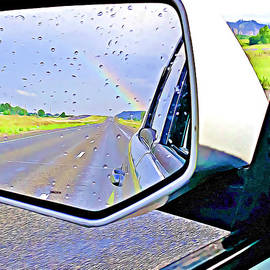 Rainbow in the Rearview by Tracy Ruckman