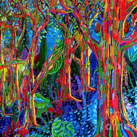 Rainbow Road to Hana 4 by A Hillman