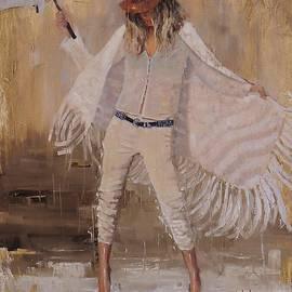 Raindance by Laura Lee Zanghetti