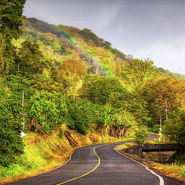 Rainforest rainbow, Panama by Tatiana Travelways