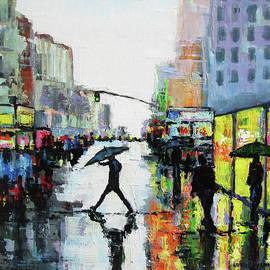 Rainy Day by Nikola Golubovski