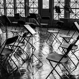 Random Musical Chairs. by Frank Parisi