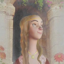 Rapunzel by David Griffiths