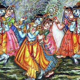 Divine Dancing - RASS Leela by Harsh Malik
