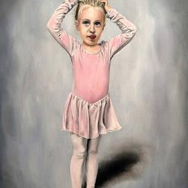 Ready for Dance Class by Ashley Koebrick Schmidt