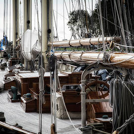 Ready for Sail by Nancy Carol Photography
