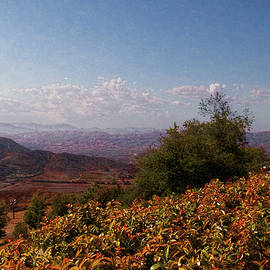 Reagan Library Overlook by Glenn McCarthy Art and Photography