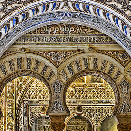 Real Alcazar 12 - Seville by Allen Beatty