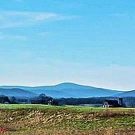 Rectortown View by Richard Thomas