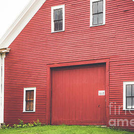 Red Barns by Alana Ranney