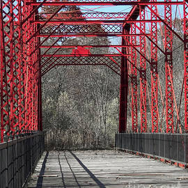 Red Bridge by James Lloyd