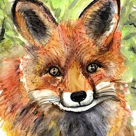 Red Fox  by Patty Donoghue