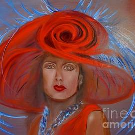 Red Hat by Jenny Lee