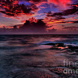 Red Mists by Montez Kerr