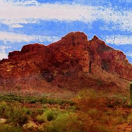 Red Mountain on the Move by Judy Kennedy