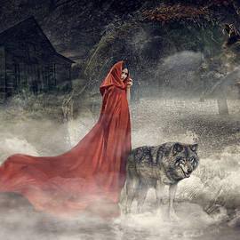 Red Riding Hood by Anita Hubbard