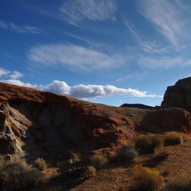 Red Rock Canyon 2 by Allan Erickson