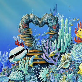 Reef Luvin It by Apollo Environmental Artist