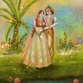 Reflection of love  by Anjali Swami