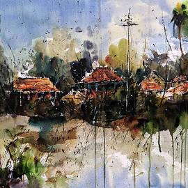 Reflection of Nature by Suvarna Dheringe