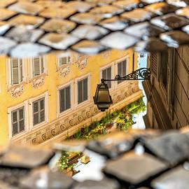 Reflections in Rome by Stefano Politi Markovina
