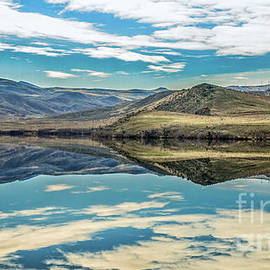 Reflections On Black Canyon Reservoir by Robert Bales