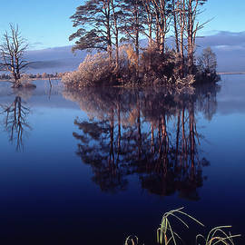 Reflections on Loch Mallachie. by Robert Murray