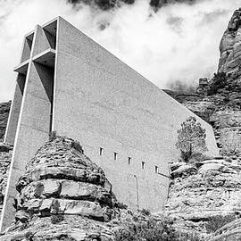 Refuge - Chapel of the Holy Cross #3 by Stephen Stookey