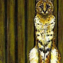 Regal Serval by VLee Watson