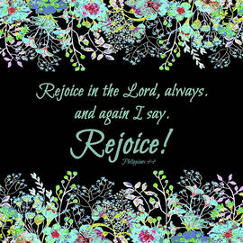 Rejoice In The Lord by HH Photography of Florida