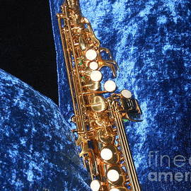 Relax with a Sax by Kathryn Jones