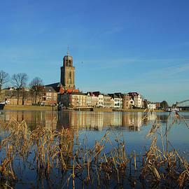 Remembering  Deventer by Juergen Hess