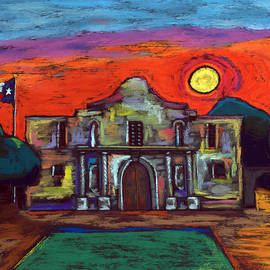 Remembering The Alamo by David Hinds
