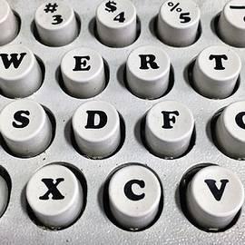 Retro Keyboard Detail
