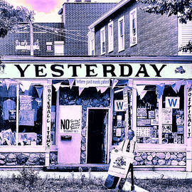RETURN TO YESTERDAY Yesterday Once More  by William Dey