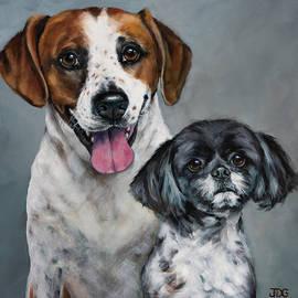 Rex and Bella by Julie Dalton Gourgues