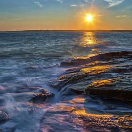 Rhode Island Beavertail State Park by Juergen Roth