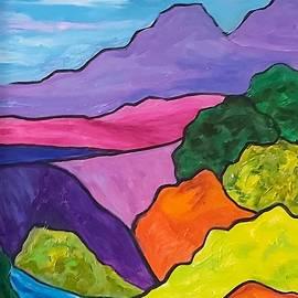 Rhythm of Color by Rosie Sherman