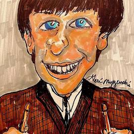 Ringo Starr Sir Richard Starkey by Geraldine Myszenski