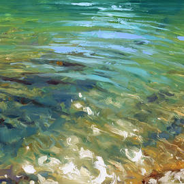 Ripples by Steve Henderson