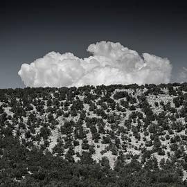 Rising Cloud New Mexico by Yuri Lev