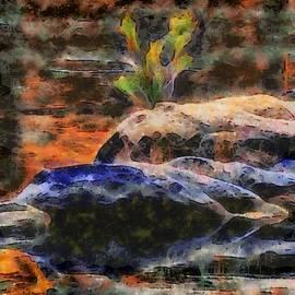 River Rocks by Mario Carini