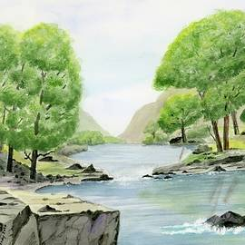River View by Linda Brody