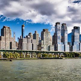 Riverside South Skyline - Manhattan by Stuart Litoff